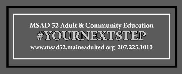 MSAD52 Adult & Community Education image #1197